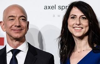 MacKenzie Bezos 37 milyar dolarlık servetinin yarısını...