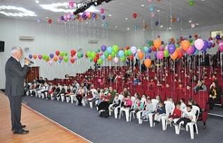 Mahmut Özçınar, 1 Haziran Dünya Çocuk Günü'nü...