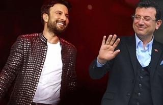 Megastar Tarkan'dan İmamoğlu'na destek:...