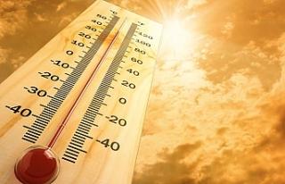 Meteoroloji Dairesi: Hava sıcaklığı artacak