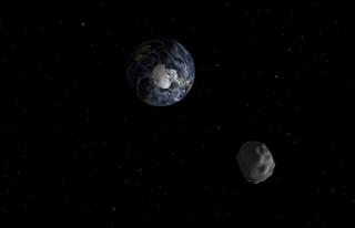 NASA asteroid savunma sistemini 2022'de test...