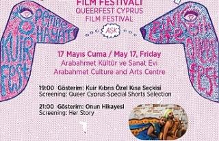 """""""Pembe Hayat KuirFest"""", bu yıl Kıbrıs'ta..."""