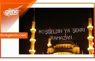 Ramazan ayı yarın başlıyor