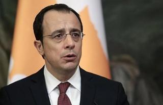 Rum Dışişleri Bakanı'nından Türkiye için...