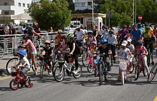 """""""Sağlık İçin Hareket, Hareket İçin Bisiklet""""..."""