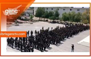 Şehit Turgut Ortaokulu'nda muhteşem 19 Mayıs...
