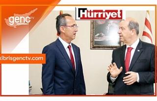 """Tatar, Hürriyet'e konuştu: """"Fatih geldi..."""