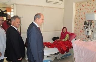 """Tatar: """"Sağlık hizmetleri için tüm imkanlar..."""