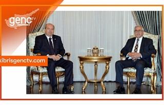 Tatar, yeni kabineyi Cumhurbaşkanı'na sundu