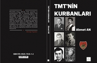 """""""TMT'nin Kurbanları"""" isimli kitabının genişletilmiş..."""