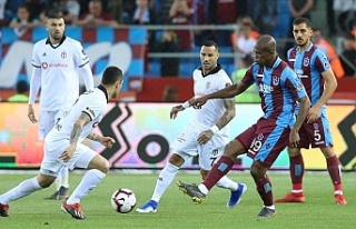 Trabzonspor üçüncülük şansını son haftaya...