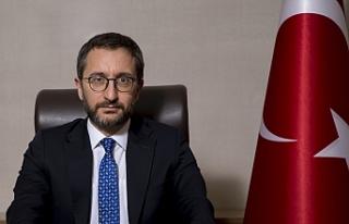 Türkiye Cumhurbaşkanlığı İletişim Başkanı:...