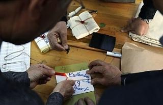 Türkiye'de 'Seçimlerde usulsüzlük'...