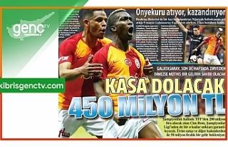 Türkiye'de spor manşetleri