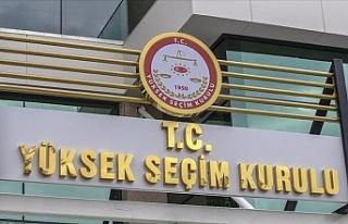 Türkiye'de YSK, İstanbul yenileme seçimine...