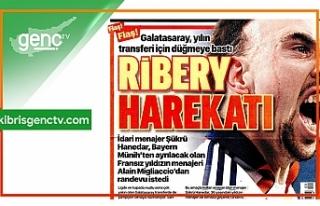 Türkiye'den spor manşetleri