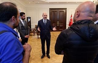 """Türkiye İçişleri Bakanı Soylu: """"Yasaklama..."""