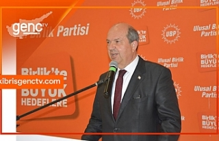 UBP MYK, Tatar'a yetki verdi