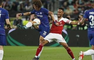 UEFA Avrupa Ligi'nde şampiyon Chelsea