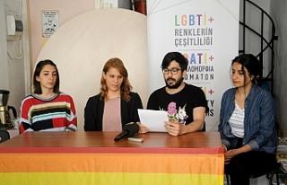 """""""Uluslararası Homofobi, Transfobi ve Bifobi Karşıtlığı..."""