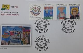 Yeni pul serisi ve ilk gün zarfı satışa sunuluyor