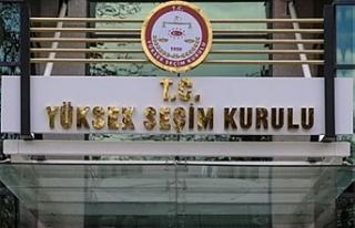 YSK İstanbul için gerekçeli kararını bu hafta...