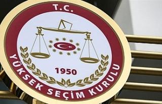 YSK İstanbul seçiminin iptalinin gerekçeli kararını...