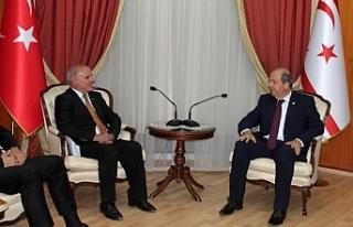 Başbakan Ersin Tatar, İsmet Özer Balta'yı...