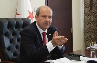 Başbakan Tatar'dan Gürsoy için başsağlığı...