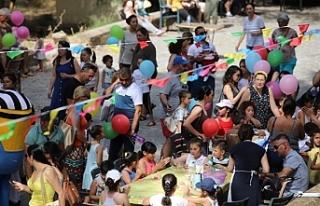 CTP'den çocuk günü etkinliği