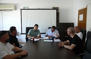 Dikmen Belediyesi ve DEV İŞ arasında toplu iş...