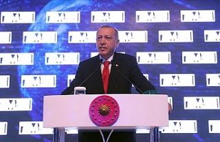 Erdoğan'dan Doğu Akdeniz ile ilgili yeni açıklama