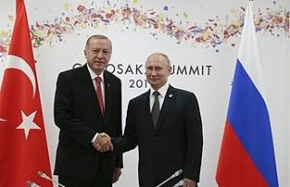 """Erdoğan:"""" S-400 mutabakatında herhangi bir..."""