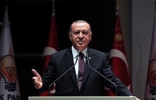 """Erdoğan: """"Türkiye S400'leri alacaktır..."""