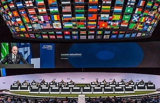 FIFA'da Infantino yeniden başkan