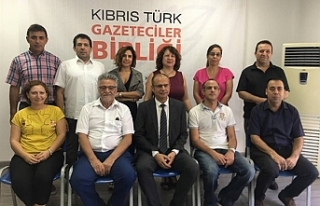 Gazeteciler Birliğinden Maraş ile ilgili izin talebi