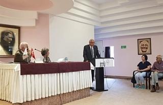 Güngördü Ankara'da çalıştaya katıldı