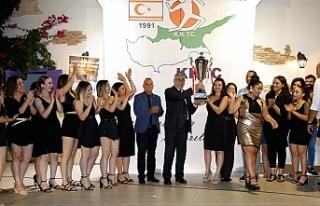Hentbol Ligi Ödül Töreni  gerçekleşti