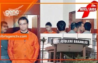 """""""'HIV pozitif olan mahkûmun cezaevinde dövme..."""
