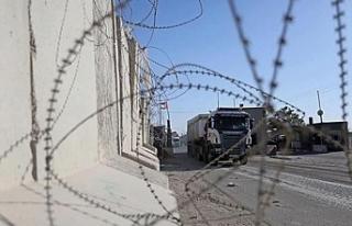 İsrail Gazze'ye akaryakıt girişini durdurdu