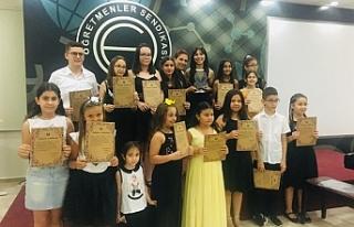 Kemal Saraçoğlu Vakfı yararına resital