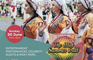 Kıbrıs Türk Kültür Festivali 30 Haziran Pazar...