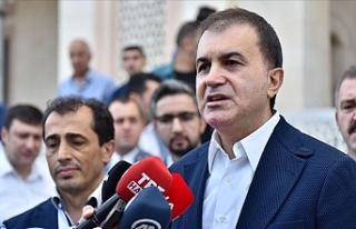 """""""Kıbrıs Türklerinin haklarının gasbedilmesine..."""