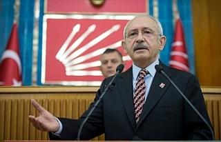 """Kılıçdaroğlu: """"KKTC devletinin artık tanınması..."""