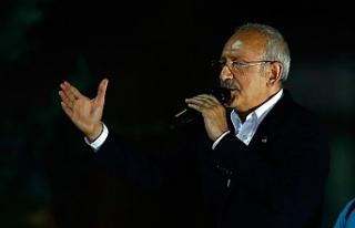 """Kılıçdaroğlu: """"Türkiye süratle gerçek..."""