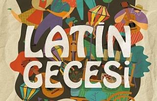 Lefkoşa Belediye Orkestrası'ndan Latin Gecesi
