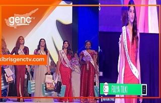 Miss Kuzey Kıbrıs 2017 Güzellik Kraliçesi Fulya...