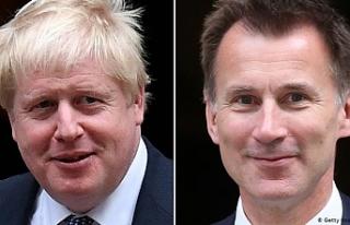 Muhafazakar Parti liderliği için 2 eski Dışişleri...