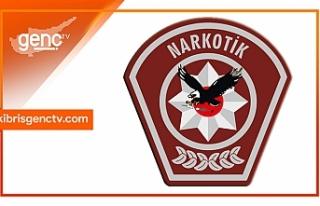 Ozanköy ve Lefkoşa'da uyuşturucu...2 kişi...