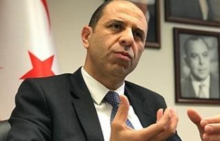 """Özersay: """"KKTC Hükümeti Maraş'ı açma..."""